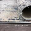 Абстрактный Турецкий Ковер Grey Beige Brown 8A3