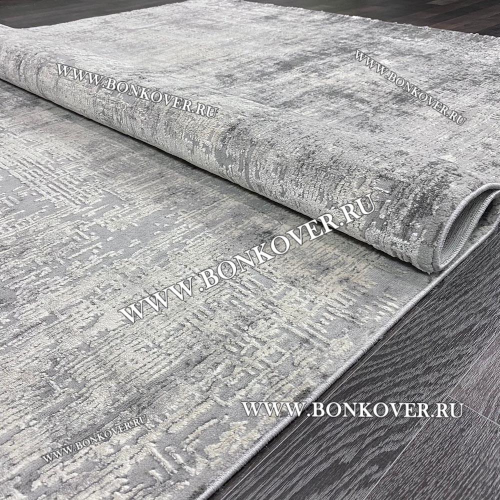 Абстрактный Турецкий Ковер Grey Grey 06