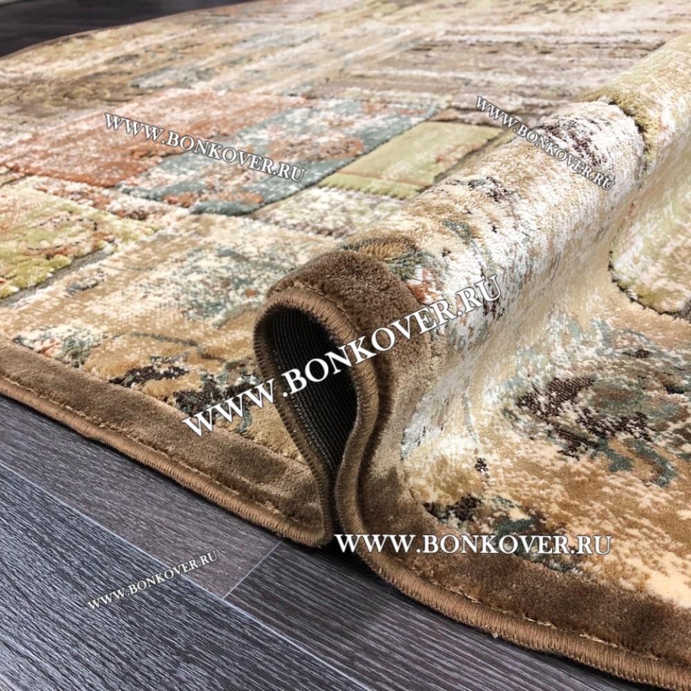 Тонкий Ковер для Гостиной Бельгия Дизайн 22 Овал