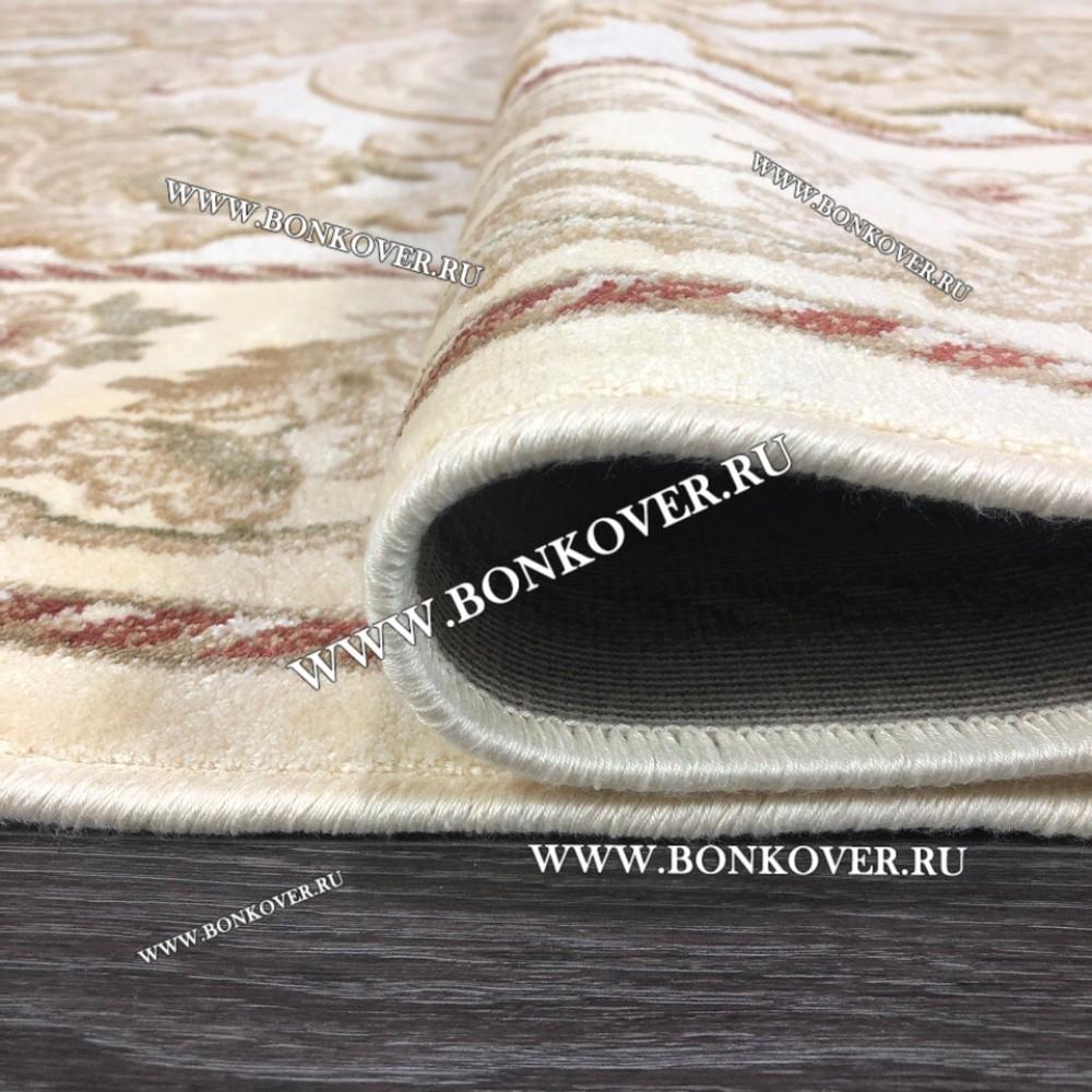 Бельгийский Ковер Для гостиной Светлый Медальон Арт 0445