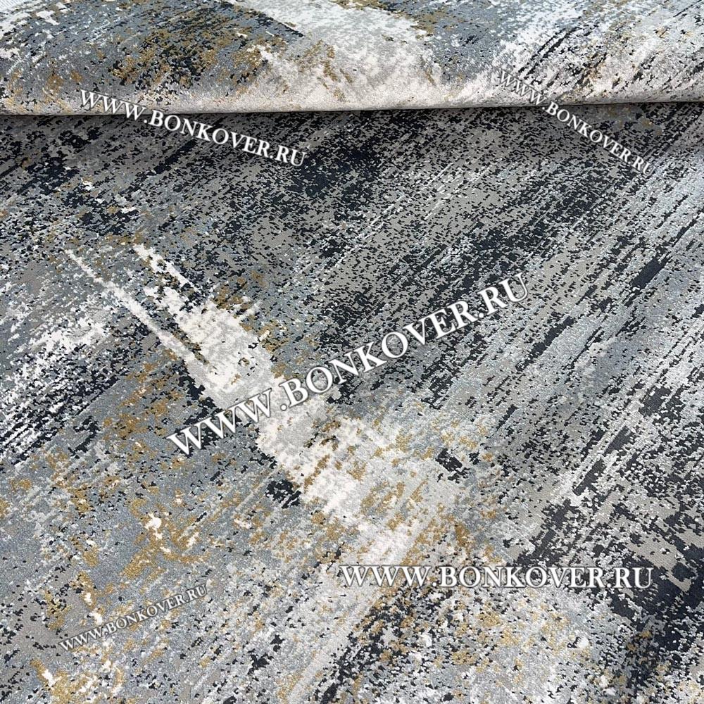 Ковер из Вискозы Дизайн Лофт 08 Коротковорсный Прямоугольный