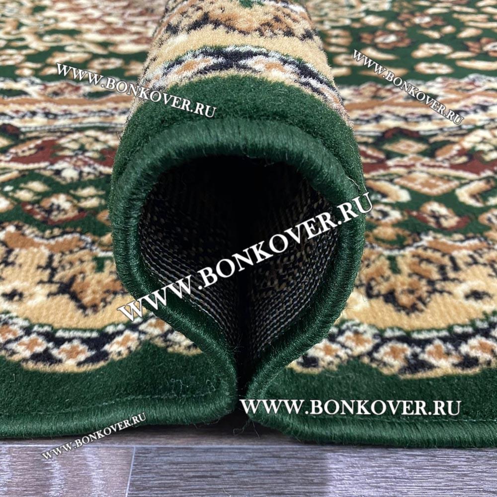 Ковер Лайт Карпет New 3 Дизайн 37 Зеленый Прямоугольный